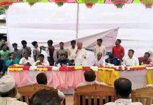 ঠাকুরগাঁওয়ে মডেল মসজিদ ও ইসলামিক সাংস্কৃতিক কেন্দ্রের ভিত্তিপ্রস্তর স্থাপন