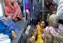 অজ্ঞাত রোগে আক্রান্ত হয়ে কুমিল্লায় ২১ স্কুলছাত্রী অসুস্থ হয়ে হাসপাতালে