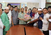 জাতীয় পার্টি কার্যকর বিরোধী দল হিসেবে রাজনীতির মাঠে আছে, বললেন জিএম কাদের