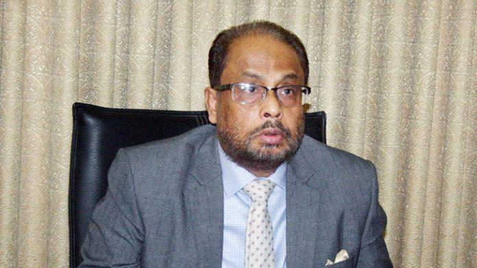 যুগ্ম মহাসচিব গোলাম মোহাম্মদ রাজু