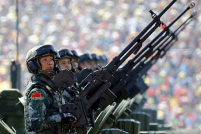 ইরানে সেনা পাঠাচ্ছে চীন