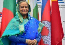 'ভ্যাকসিন হিরো' পুরস্কার পেলেন প্রধানমন্ত্রী