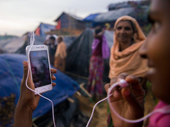 থ্রি-জি ও ফোর-জি সেবা বন্ধ রোহিঙ্গা ক্যাম্পে