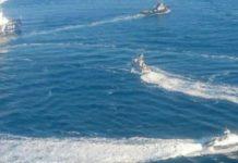 জাপান সাগরে উত্তর কোরিয়ার দুই জাহাজ আটক করল রাশিয়া