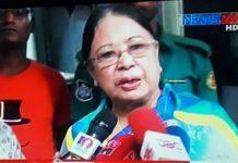 খালেদা জিয়ার অবস্থা ভালো না : বোন সেলিনা ইসলাম