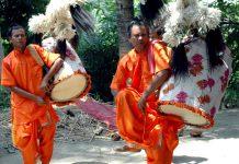 ৫০০ বছরের পুরনো ঢাকের হাট কটিয়াদীতে