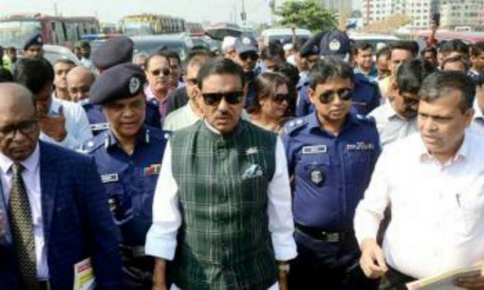 নতুন আইনে প্রথম সাতদিন মামলা হবে না: সেতুমন্ত্রী