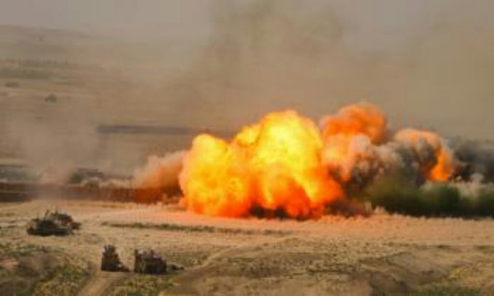 স্থলবোমা বিস্ফোরণে আফগানিস্তানে ৯ শিশু নিহত