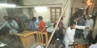 সংগ্রাম অফিস ভাঙচুর, সম্পাদক পুলিশ হেফাজতে