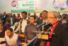 ঢাকা সিটিতে বিএনপির পক্ষে গণজোয়ার উঠেছে : মির্জা ফখরুল