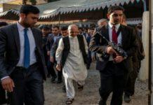 আফগানিস্তানে নির্বাচনের ৫ মাস পর আশরাফ গনিকে বিজয়ী ঘোষণা