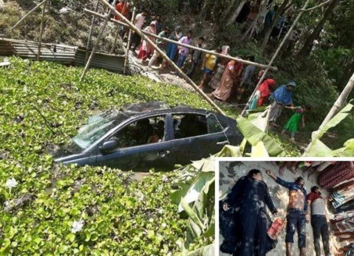 মুরাদনগরে সড়ক দুর্ঘটনায় মেয়ে-জামাতা নিহত হওয়ার ঘন্টা না পেরোতেই বাবার মৃত্যু