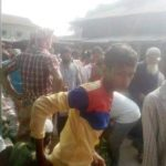 মদনে করোনা প্রতিরোধে নিয়ম নীতির তোয়াক্কা না করেই চলছে হাট-বাজার