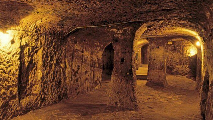 মাটির নিচে ২২০০ বছরের শহর