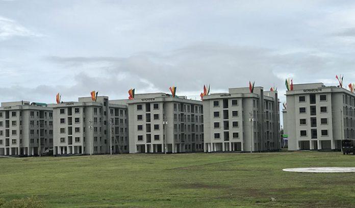 কক্সবাজারে খুরুশকুল জলবায়ু উদ্বাস্তু আশ্রয়ণ প্রকল্প উদ্বোধন প্রধানমন্ত্রীর