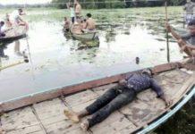 টাঙ্গাইলে নৌকায় যাত্রাকালে বিদ্যুতস্পৃষ্টে ৫ জনের মৃত্যু