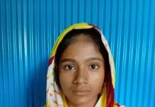 পটুয়াখালীর গলাচিপায় প্রেমিকের বাড়ীতে প্রেমিকার অনশন