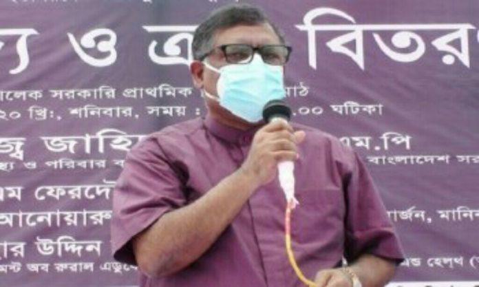ভ্যাকসিন পেতে প্রথম সারিতে থাকবে বাংলাদেশ: স্বাস্থ্যমন্ত্রী