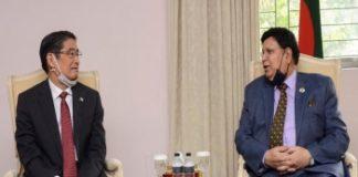 রোহিঙ্গা প্রত্যাবাসন: মিয়ানমারকে 'চাপ' দেয়ার আশ্বাস জাপানের