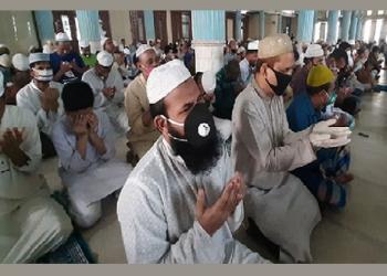 মাস্ক ছাড়া ঢোকা যাবে না মসজিদ-মন্দিরে