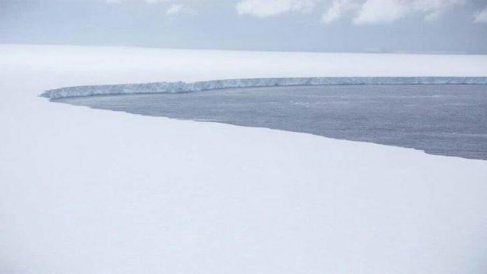 বিশ্বের সবচেয়ে বড় বরফখণ্ডের সন্ধান আটলান্টিকে