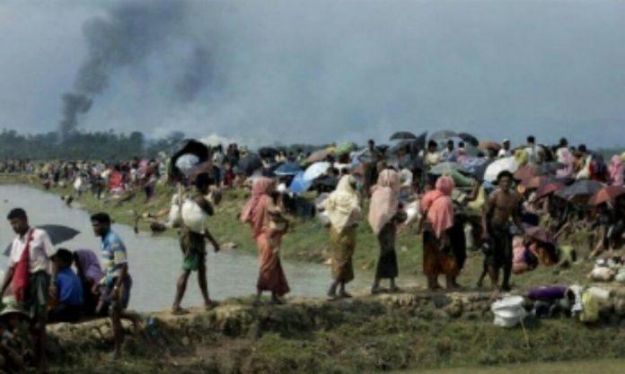 স্বরাষ্ট্রমন্ত্রীকে আহবায়ক করে রোহিঙ্গা বিষয়ক জাতীয় কমিটি