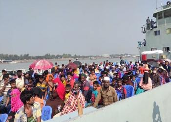 রোহিঙ্গা প্রত্যাবাসনে চেষ্টা চালাচ্ছি, ফল আসছে না: স্বরাষ্ট্রমন্ত্রী