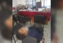 ইউএনও কার্যালয়ে গুলি করে ইউপি সদস্যকে হত্যা